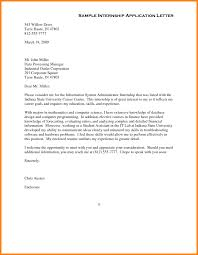 Sample Internship Resume Cover Letter. samples writing guide super ...