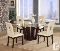 dining table and chairs clearance. dining table sets | clearance sale~~~~~classy dining table with 4 and chairs n