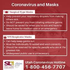 national coronavirus information new
