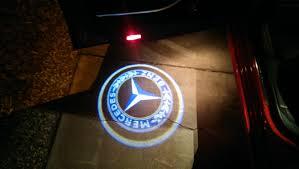 Mercedes Benz Puddle Lights Not Working Mercedes Benz Welcome Light Installation Mercedes Cla Forum