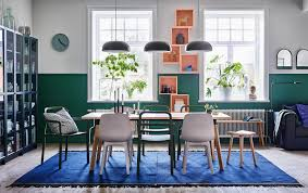 breakfast room furniture ideas. brilliant room mix and match the stackable ypperlig chair in green with stool  beech in breakfast room furniture ideas o