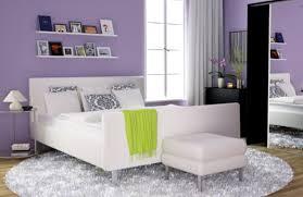 Plum Coloured Bedroom Light Grey Purple Paint