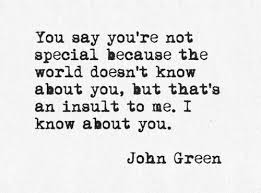 John Green Quote The Fault In Our Stars Quotes Delectable Quotes From The Fault In Our Stars