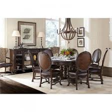 stanley dining room furniture. Wonderful Stanley Casa Du0027Onore RoundOval Pedestal Dining Table Set By Stanley Furniture   Home Gallery Stores  YouTube With Room