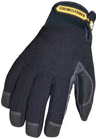 Youngstown Gloves Size Chart Youngstown Waterproof Winter Plus Gloves