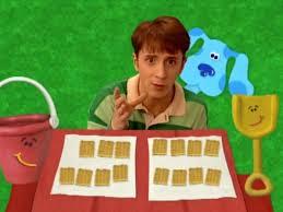 blues clues gingerbread boy. Simple Gingerbread Blueu0027sCluesMathjpg Throughout Blues Clues Gingerbread Boy T