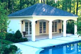 pool house plans with living quarters.  Living Pool House Plans Floor Small Yard With Bathroom   Throughout Pool House Plans With Living Quarters G