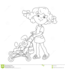 Small Picture Coloring Pages Baby Carriage Coloring Pages