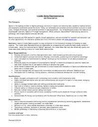 Sales Rep Sample Resume Sample Resume Job Description Sales Representative Valid Inside 22