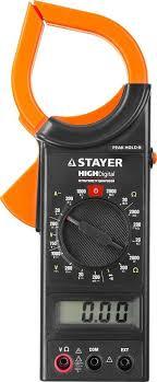 Клещи токоизмерительные <b>STAYER</b> 59820, отзывы владельцев ...