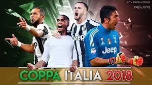 Juventus Coppa Italia 2017/18 - La Cavalcata Trionfale |HD