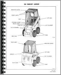 bobcat 310 skid steer loader operators manual Bobcat Bob Tach Parts Diagram Bobcat Bob Tach Parts Diagram #94 Bobcat Power Bob-Tach Part Diagram