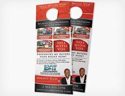 real estate door hanger templates. We Can Design Your Door Hangers For $119! Real Estate Hanger Templates