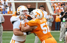 andrew butcher ends football career rocky top insider andrew butcher ends football career