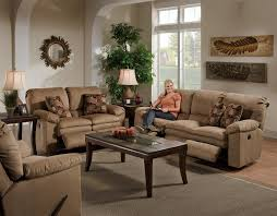 Living Room  Dazzling Ashley Furniture Leather Sofa For Your Home Coffee Table Ideas For Reclining Sofa