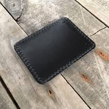 bondi kangaroo leather minimalist wallet super thin wallet