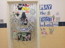 penguin door decorating ideas. Winter Wonderland Door Decorations Ideas Kapandate Penguin Decorating E