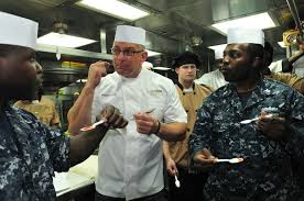 Navy Cook Robert Irvine Wikipedia