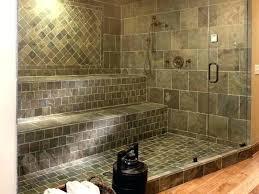 shower stall tile ideas best bathroom floor cleaning stal