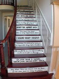 Stairs Quotes Magnificent Image From Img48etsystatic034848745487482il2484x4870