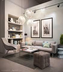 Living Room Design: Silver Design Ideas - Living Room