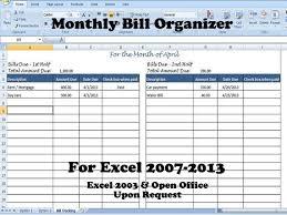 Free Printable Annual Bill Organizer Funtastic Life Magiccarousel Us
