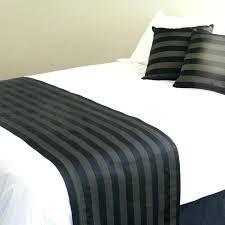 bed runner hotel king size popular super measurements