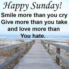 Good Morning And Happy Sunday Quotes Best Of Sunday Quotes Happy Blessed Sunday Morning Quotes