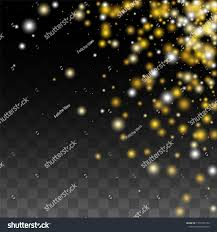 Starry Night Design Luxurious Starry Night Design Banner Poster Stock Vector