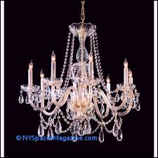house of hampton milan 8 light candle chandelier finish polished