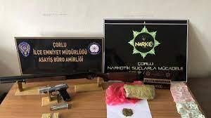 Çorlu Haberleri - Çorlu'da uyuşturucu operasyonu: 4 gözaltı - Tekirdağ  Haberleri
