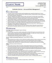 resume writing guild customer service resume example sample 4 loan servicer resume