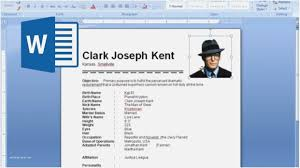 Top Seven Trends In How To Do A Resume On Word To Watch How To Do