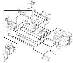 Diagram vig te electrical craftsman model 502259281 lawn tractor genuine parts
