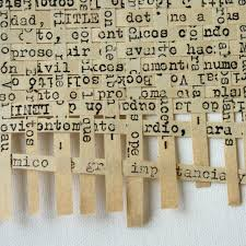 background idea take small strips of book pages and weave together could make a fun background