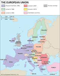 European Union   Definition, Purpose, History, & Members
