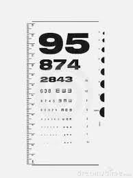 46 Hilaire Snellen Eye Chart Printable Kongdian