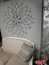 wire wall art diy