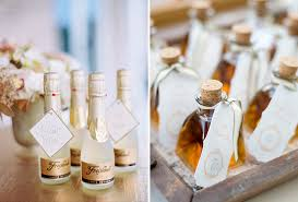 Fascinating Small Wedding Favors Personalized Mini Glass Favor Alluring  Mini Bottles For Wedding