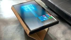 touch screen coffee table full size of touchscreen diy computer good for your simple home decoration ideas with