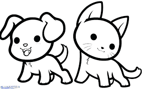 Print Cute Coloring Pages Monster Printable Of Animals Animal