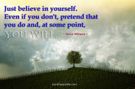 Believing In Yourself Quotes Life Quote Just believe in yourself Even if you don't pretend 85
