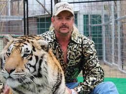 Tiger King star Joe Exotic says 'it's ...