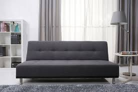 modern futon sofa bed. Leader Lifestyle Duke Fabric Futon Sofa Bed, Pebble Grey: Amazon.co.uk: Kitchen \u0026 Home Modern Bed
