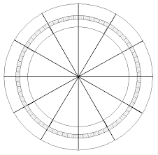 Astrological Natal Chart Wheel Save The Blank Astrology Chart Below And Print It Out