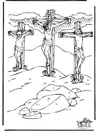 Pasen Bijbel 1 Bijbelkleurplaten Pasen