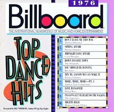 Billboard Charts April 1975 Billboard Top Dance Hits 1976