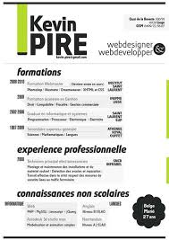 Unique Resume Cool Beautiful And Creative Resume Design Graphic And Unique Resume
