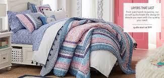 Girls Bedding | PBteen & New Girls Bedding Adamdwight.com