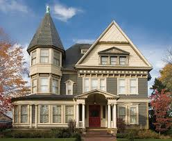 classic queen anne style victorian home 1888 this home was used as the model